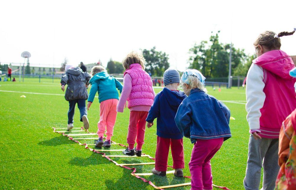 Sådan får dit barn masser af sjov og motion