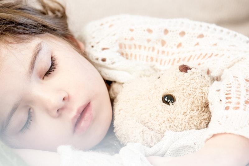 Søvn er vigtigt for børn