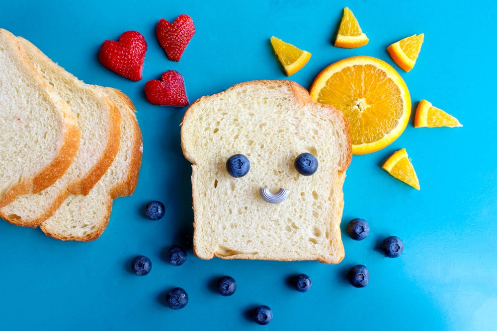Giv dit barn gode madvaner